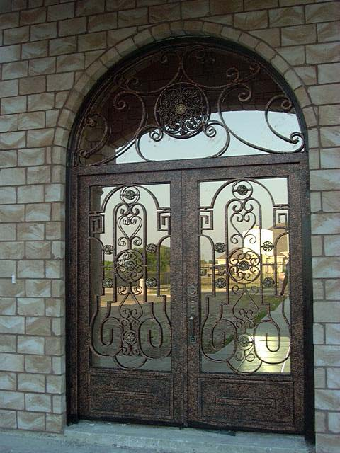 Iron Works Napa Valley La Bella Terra Wrought Iron